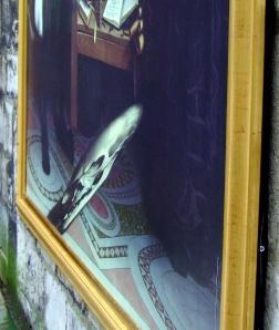 Detalj fra maleriet