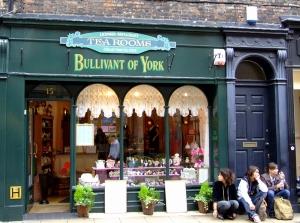 """""""Vårt"""" tea room i York"""