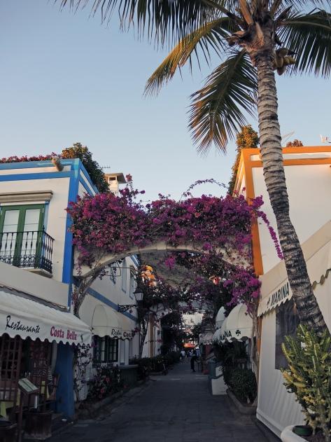 Gate i Puerto de Mogán