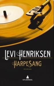 Gyldendal_Henriksen_Harpesang_omslag